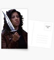 Rosa Diaz Postcards