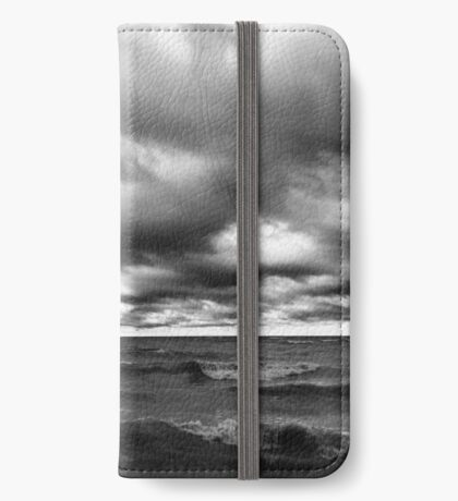 Stormy Monday iPhone Wallet