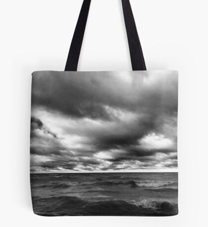 Stormy Monday Tote Bag