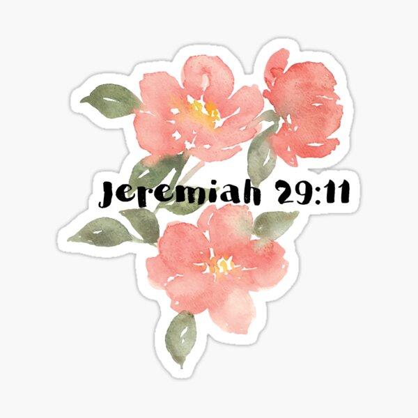 Jeremiah 29 11 Gifts Merchandise Redbubble