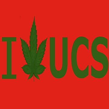 I Love UCS by Ganjastan