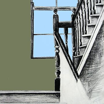 A Stairwell in Limerick by orlacahill