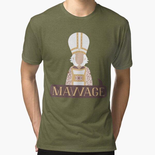 Princess Bride: Mawage Tri-blend T-Shirt