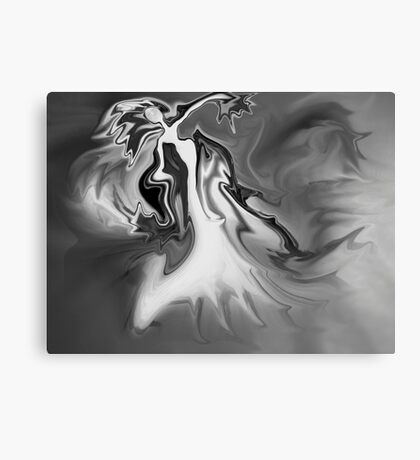 Spirit of the night-time sky Canvas Print