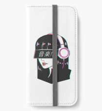 Music! - Sad Japanese Aesthetic iPhone Wallet/Case/Skin