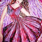 Red Angel by Cheryle  Bannon