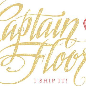 Captain Floor by Flipperbrain