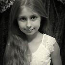 Olivias Porträt von Evita