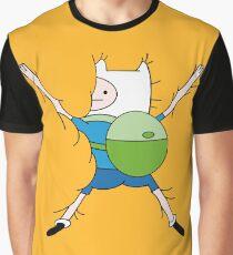 Finn Love Graphic T-Shirt