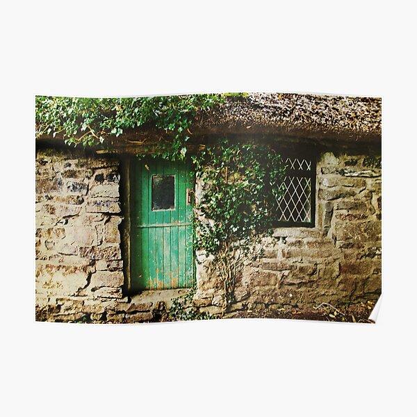 The Quiet Man Cottage Poster