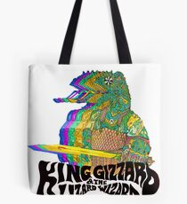 King Gizzard Lizzard Tote Bag