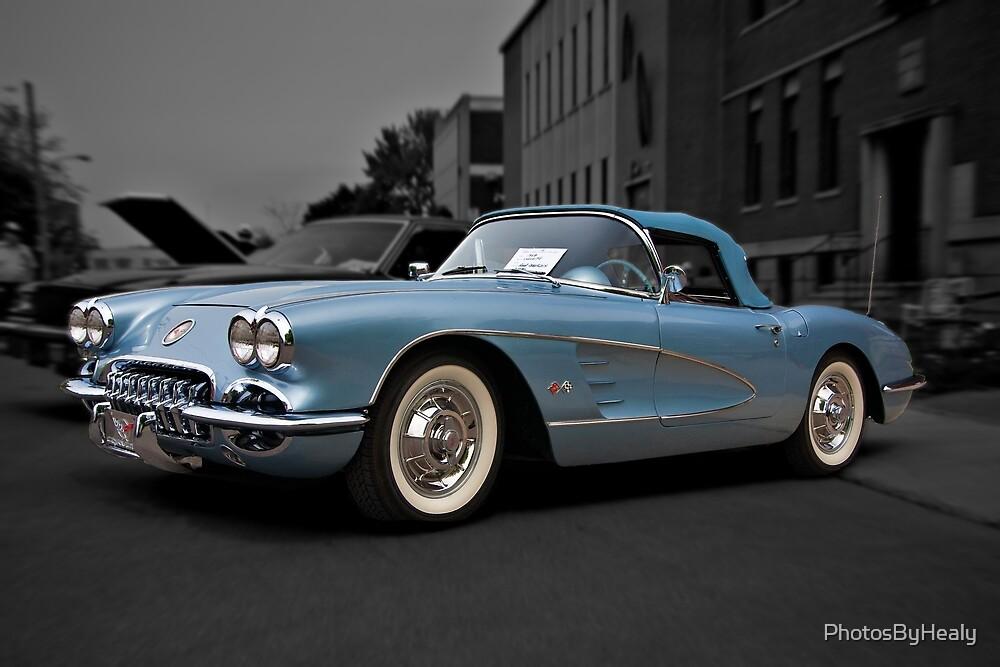 1958 Chevrolet Corvette by PhotosByHealy