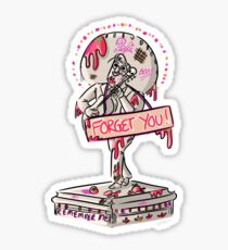 Forget You! Sticker