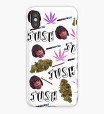 Smoking Jush iPhone Case/Skin