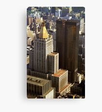 New York Life Building Canvas Print