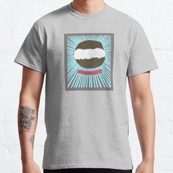 Whoopie!  Whoopie Pies on Aqua Classic T-Shirt