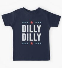 DILLY DILLY Vintage Distressed T-Shirt Kids Clothes