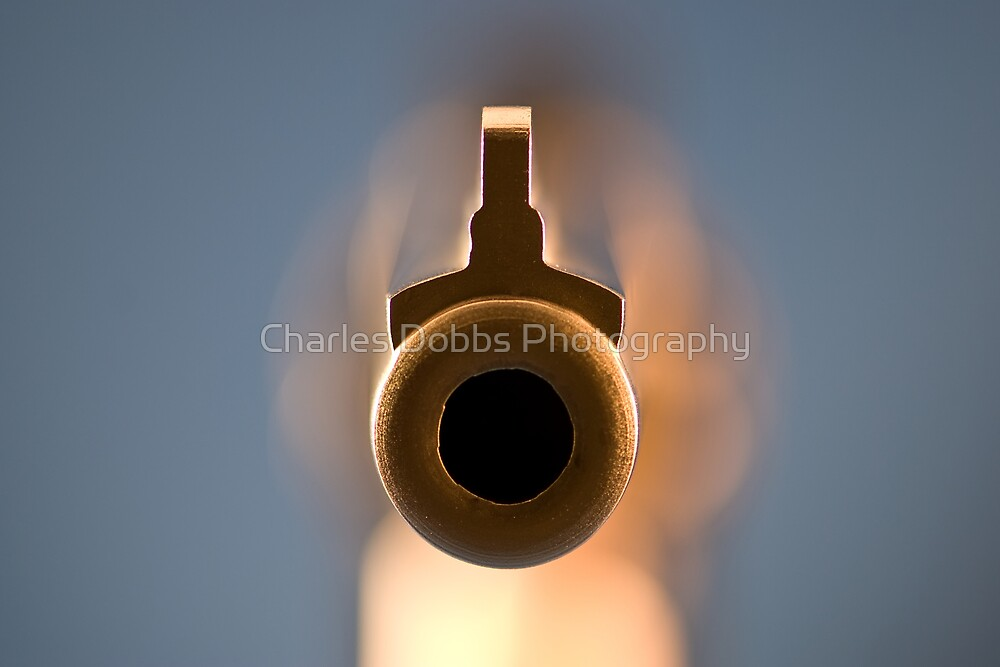 Point Blank by Charles Dobbs Photography
