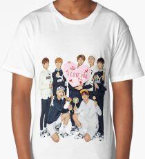 BTS - I LOVE YOU (all members) Long T-Shirt