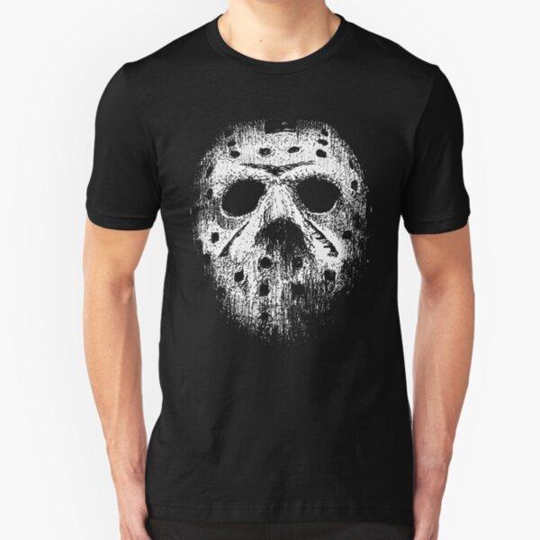 Hockey mask Slim Fit T-Shirt