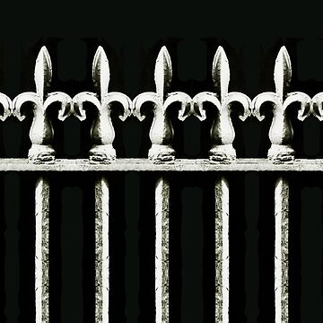 Wrought Iron by orlacahill
