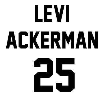 Attack On Titan - Levi Ackerman  by sunicorn