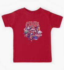 Video Game Circus Kids Tee