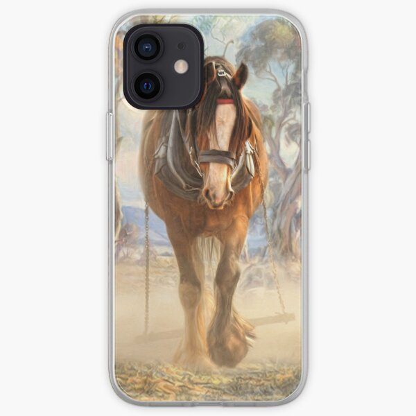 The Clydesdale iPhone Soft Case