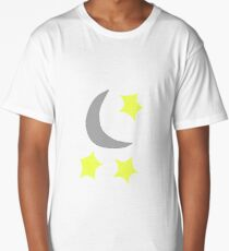 The moon and the stars Long T-Shirt