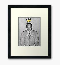 Crown Mug - Dr. Martin Luther King Jr. Framed Print