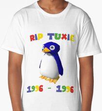 Mario 64 - Tuxie the penguin Long T-Shirt