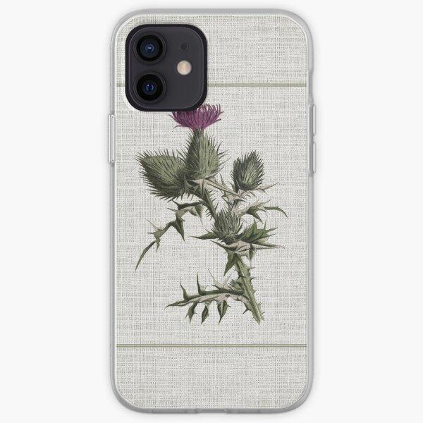 Outlander - chardon Coque souple iPhone