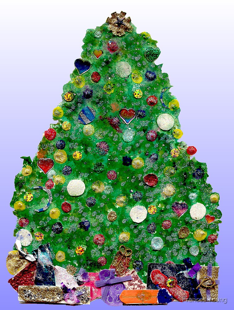 Christmas Tree by Frances Young