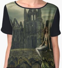 Cry of the Siren Chiffon Top