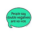 People Say... Nonos by jonlehre
