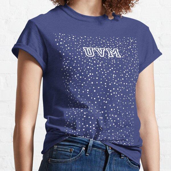 UVM Big Snow Flurry Classic T-Shirt