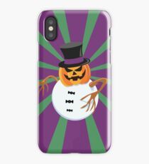 A scary little Xmas ! iPhone Case/Skin