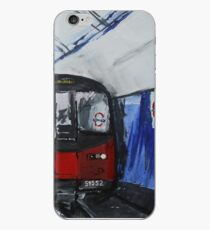 London Underground Northern Line Subway Train Acrylics iPhone Case