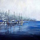 Home Port - Michael Dyer by Rachelle Dyer