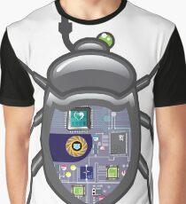 Nano Technology Graphic T-Shirt