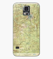 USGS Topo Map Oregon Mount Hood 283227 1927 125000 Case/Skin for Samsung Galaxy