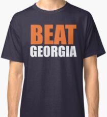 Beat Georgia - Auburn Beat Georgia SEC Championship Shirt Classic T-Shirt