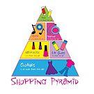 Shopping Pyramid by EmilySutin