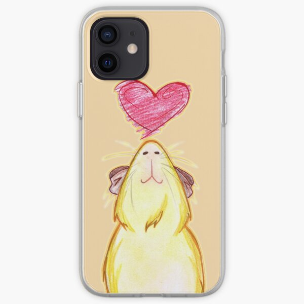 Guinea lovely pig ♥ iPhone Soft Case