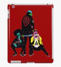 Ayo Teo iPad-Hülle & Klebefolie