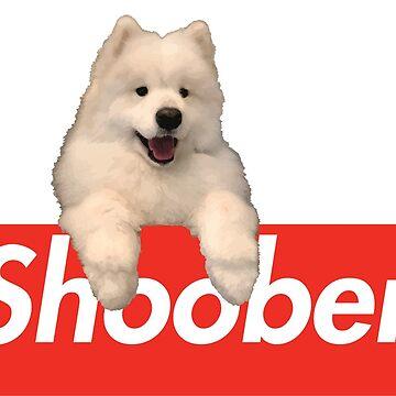 Shoober x Hypebeast Brand collab by ryderthesamoyed