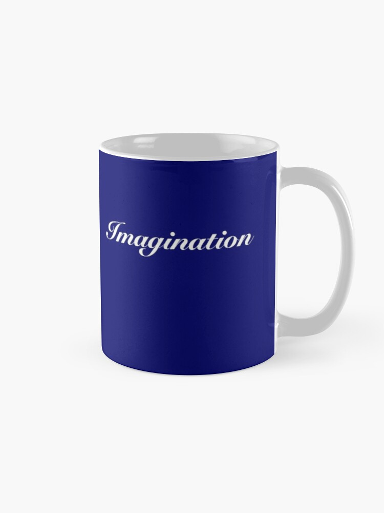 Alternate view of Imagination Mug