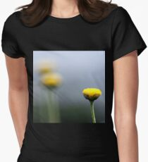 Chamomile Women's Fitted T-Shirt