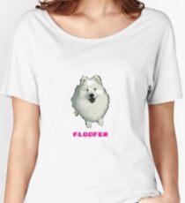 8-bit Floofer Women's Relaxed Fit T-Shirt