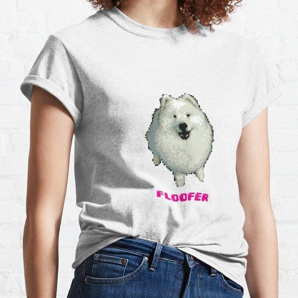 8-bit Floofer Classic T-Shirt